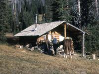 Fawn Pass Patrol Cabin