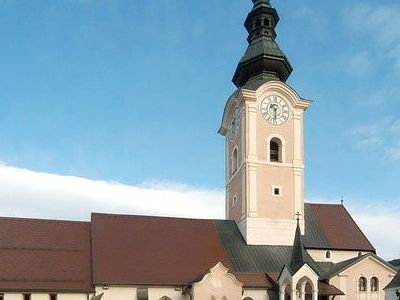 Feldkirchen Stadtpfarrkirche