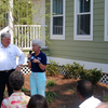 Open House For Permanent Mississippi Cottage