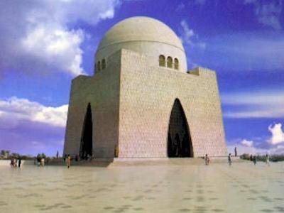 Tomb Of MA Jinnah