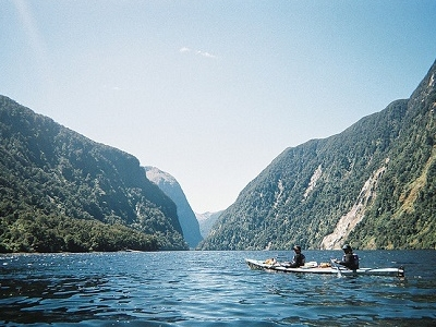 Fiordland National Park @ Doubtful Sound NZ
