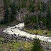 Firehole Canyon Drive - Yellowstone - USA