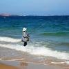 Fisherman At Mũi Né Beach