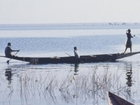 Lake Sélingué