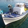 Fishing Boat In Assos - Greece