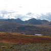 Fish Lake Hike Trail - Glacier - Montana - USA