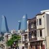 Flame Towers And İcheri Sheher