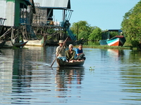 Angkor Wat and Siem Reap Tour 5 Days