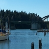 A Sailboat On The Siuslaw River