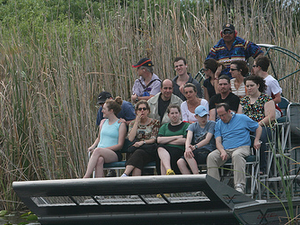 Florida Everglades Airboat Adventure and Wildlife Encounter Ticket Photos