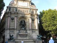 Fontaine Saint Michel