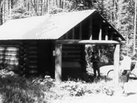 Ford Creek Patrol Cabin