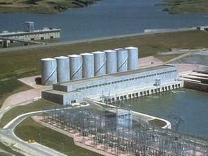 Fort Randall Dam
