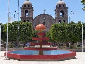Plaza de Armas de Palpa