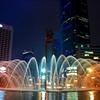 Fountain In Jakarta - Java Indonesia