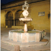 Fountain of la Plaza del Potro