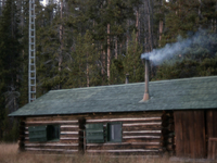 Fox Creek Patrol Cabin