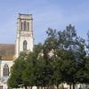 Cathedral Saint-Caprais In Agen