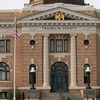 Franklin County Courthouse In Pasco Washington