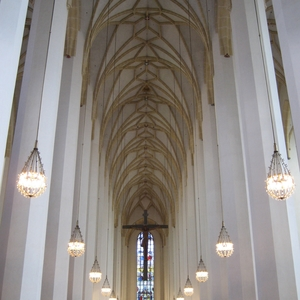 Frauenkirche Interior