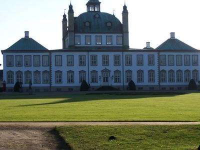 Fredensborg Castle Garden
