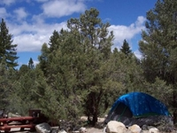 Inyo French Camp Campground