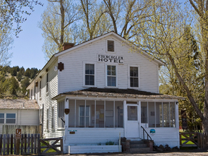 Frenchglen Hotel State Heritage Site