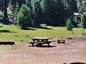 Fresno Dome Campground