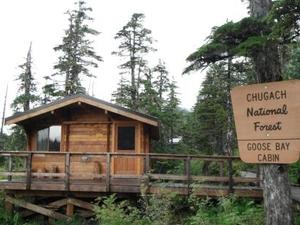 Goose Bay Cabin