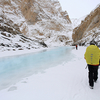 Frozen Zanskar Valley & River - Ladakh J&K