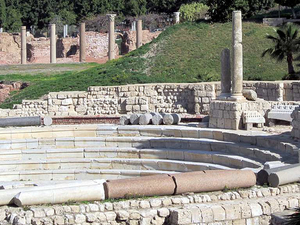 Half day visit Alexandría including Roman Museum,Cata Comb & Pompy Pillar Photos