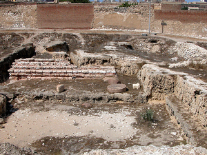 Full day Alexandría visit including Roman Museum, Cata Combs, Romman Amphitheater Photos