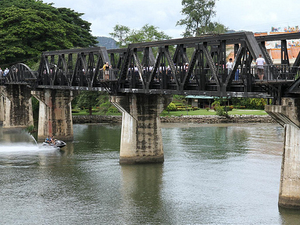 Full Day Bridge Over The River Kwai (JR100) Photos