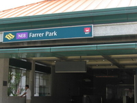 Farrer Park MRT Station