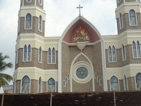 St. George Basilica, Angamaly