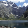 Lake Marian In Fiordland National Park