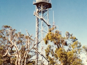 Mount Lofty Fire Tower