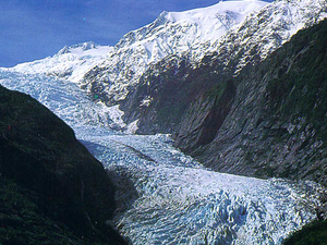 Whitewater Glacier