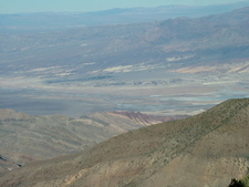 Furnace Creek From Wildrose