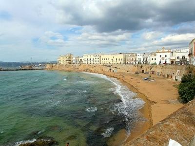 Gallipoli Seaside