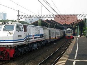 Gambir Station
