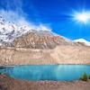 Gangapurna Lake - Annapurna Region Nepal