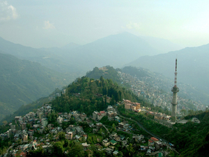 Beautiful Gangtok Photos