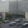 Gare Montparnasse Exterior