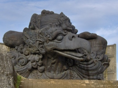Garuda, King Of Birds And Lord Vishnu's Mount