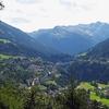 Gastein Valley In The Hohe Tauern Range