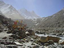 Gaumukh Gangotri Glacier