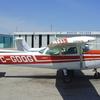 One Of 30 Training Aircraft Belonging To The Flight School
