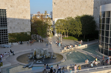 Getty Center Square
