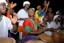 Ghanaian Drummers